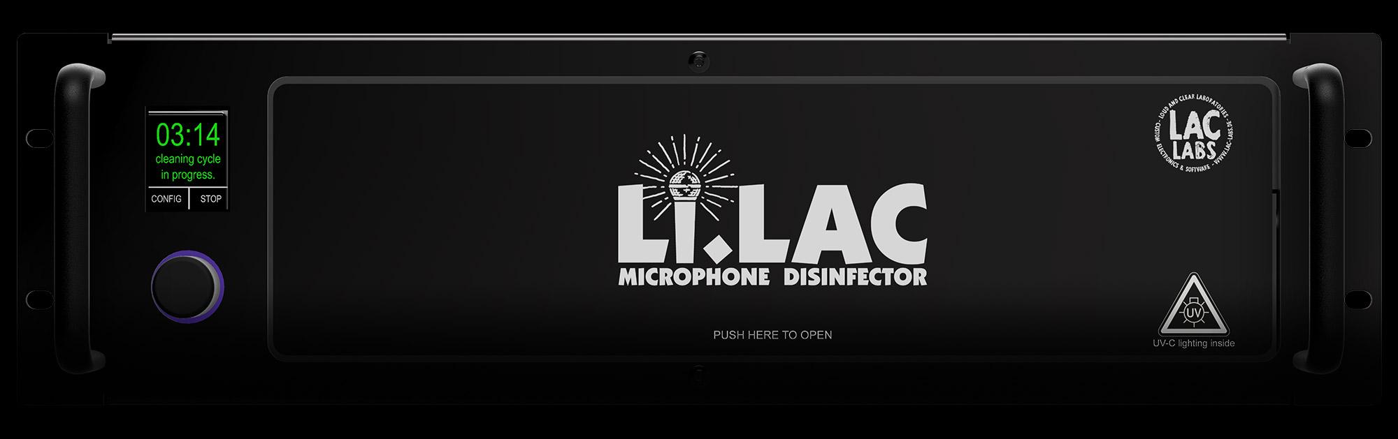 LiLac von vorne geschlossen
